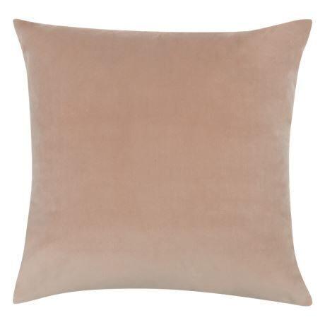 Velvet Throw Cushion - Blush - Event Artillery