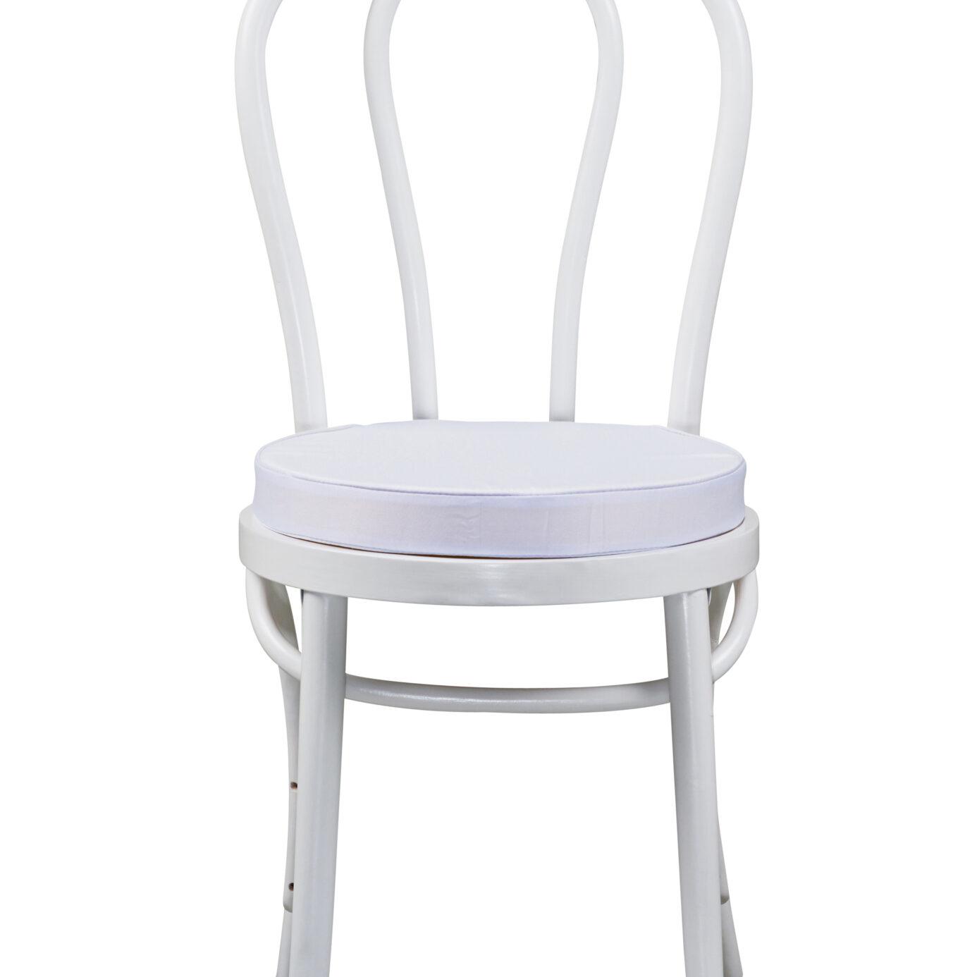 Bentwood Chair - White - Event Artillery