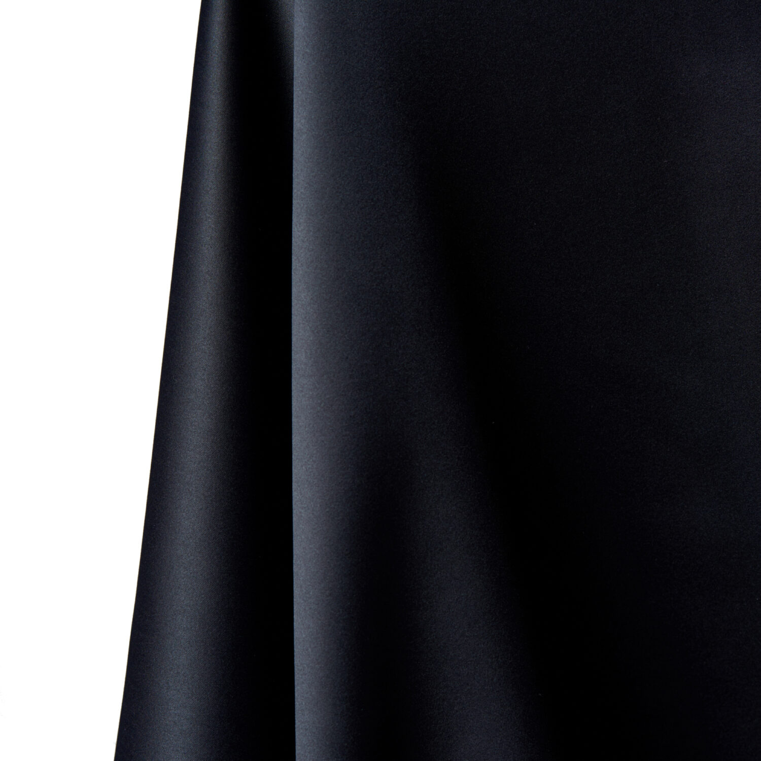 8ft Round Tablecloth - Black - Event Artillery