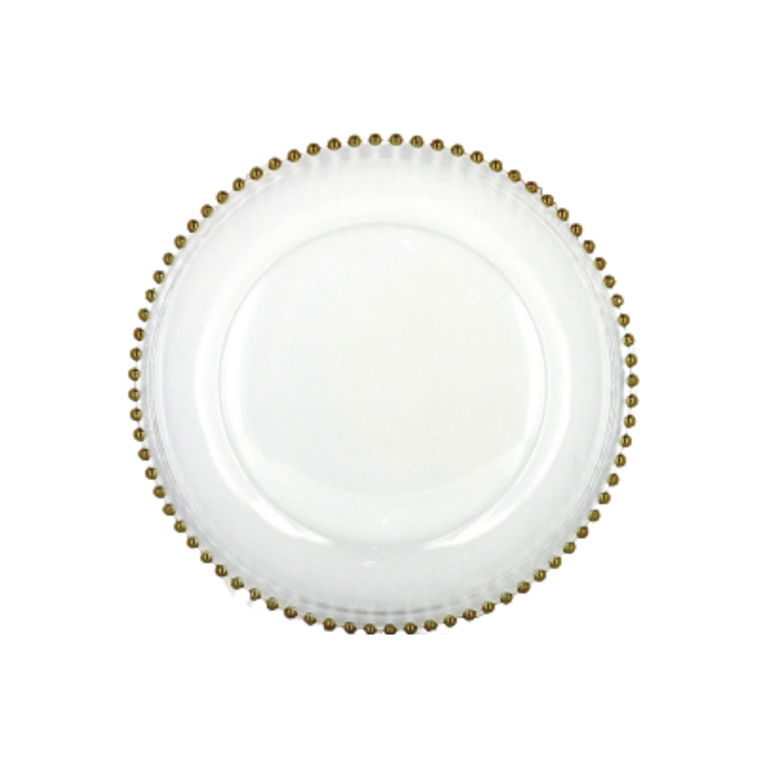 Charger Plate - Gold Bead - Event Artillery