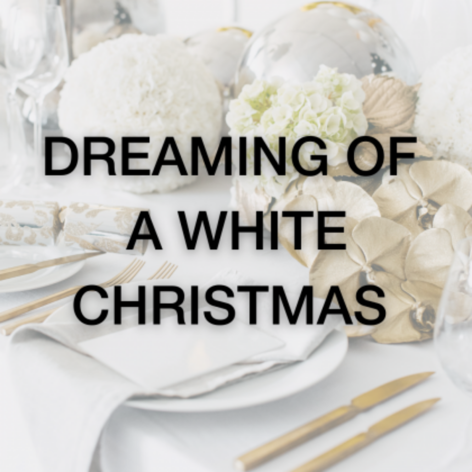 Christmas Package - Dreaming of a White Christmas - Event Artillery