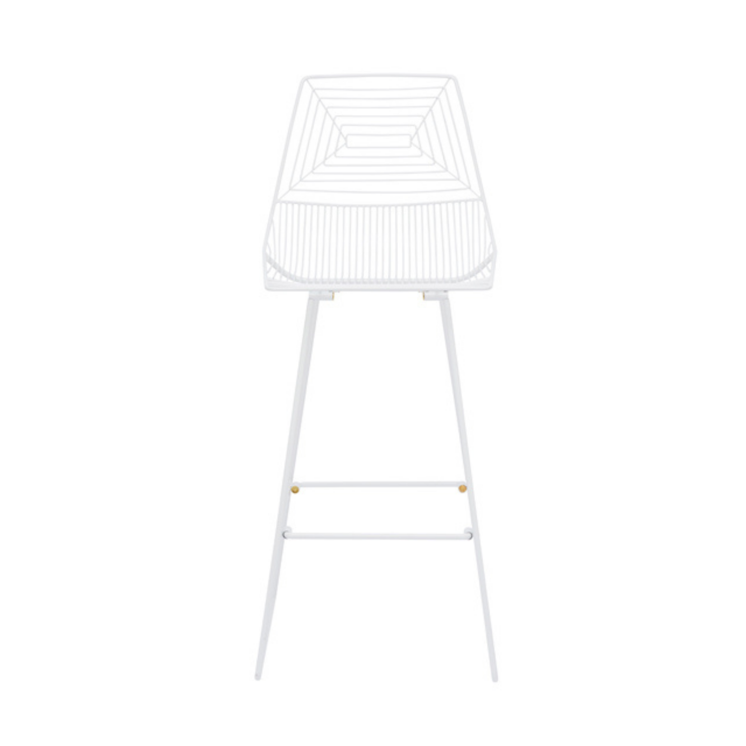Highline Bar Stool - White - Event Artillery