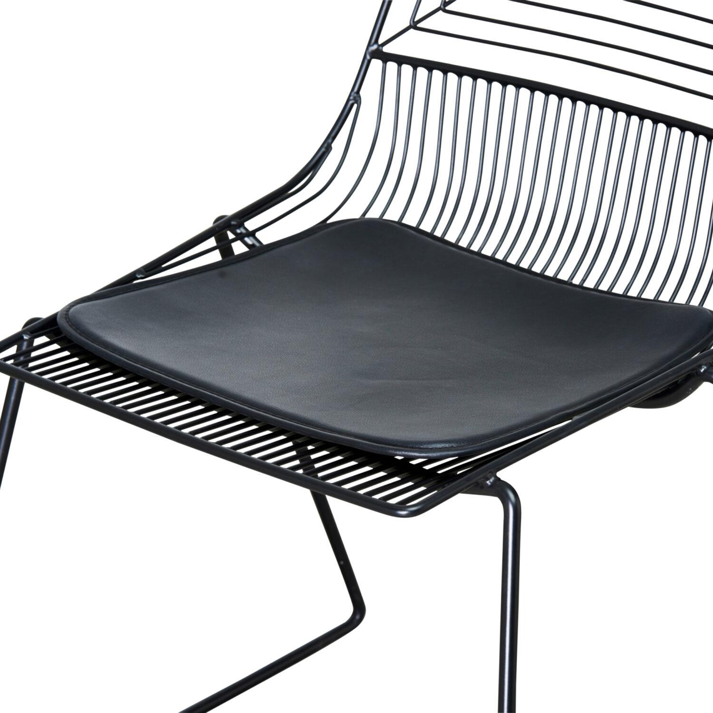 Highline Chair Cushion - Black - Event Artillery