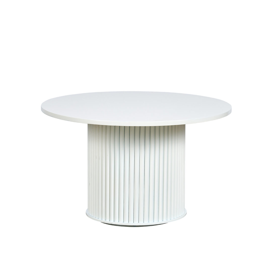 Ripple Coffee Table - White - Event Artillery