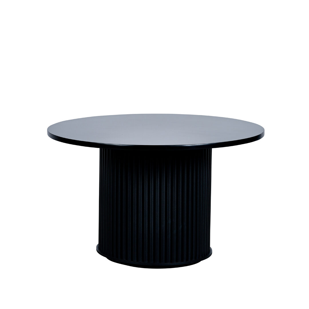 Ripple Coffee Table - Black - Event Artillery
